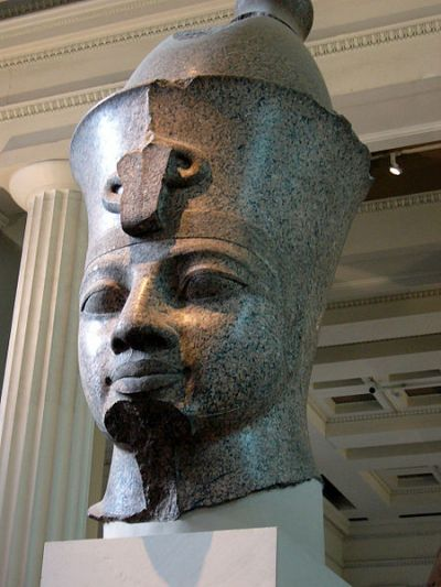 Amenhotep III, fot. See page for author [a href=httpwww.gnu.orgcopyleftfdl.htmlGFDLa or a href=httpcreativecommons.orglicensesby-sa3.0CC BY-SA 3.0a], a href=httpcommons.wikimedia.orgwikiFile%3AP1