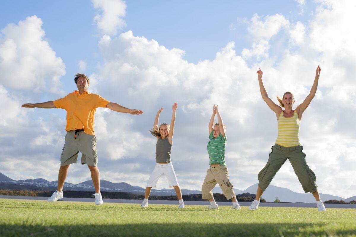 здоровый образ жизни человеку необходим
